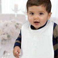 MICROFIBRE BABY BIB